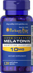 Melatonin 5mg - Fast Dissolve - 250 Tablets - Strawberry Flavor