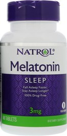 Melatonin Ultra 3 mg 365 Tablets